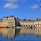 château de Fontainebleau ( The Palace of Fontainbleau ) France by natureloving