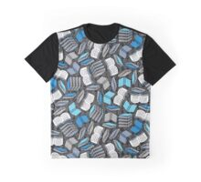 So Many Books... Graphic T-Shirt