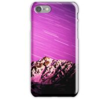 Star Trails in the Tien Shan iPhone Case/Skin