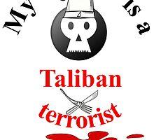 Mother is Taliban  by byheidi