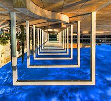 Tel Aviv Jump by Ronsho