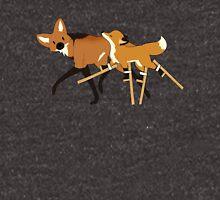 Stilts Fox Mens V-Neck T-Shirt