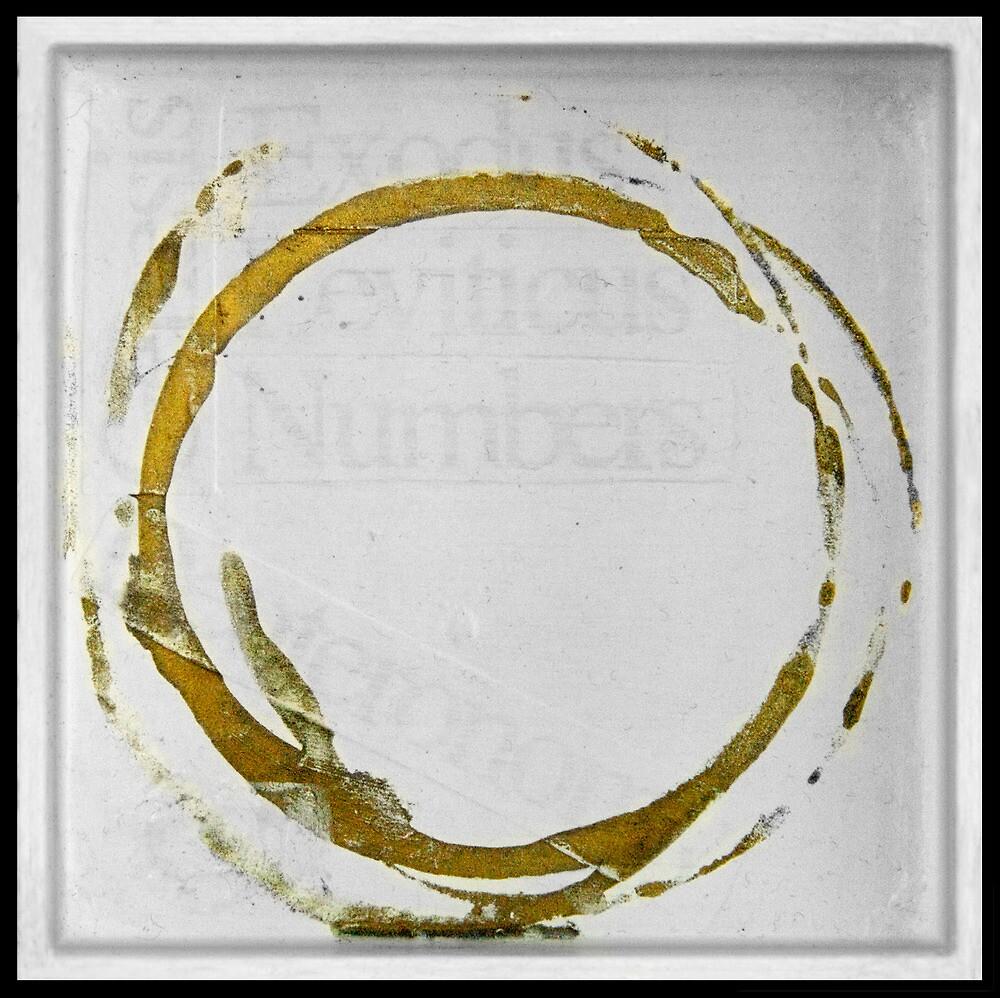 Five golden rings by Aneta Bozic
