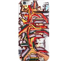 Wall-Art-003 iPhone Case/Skin