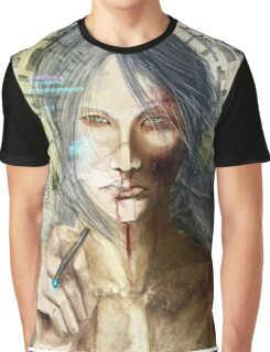 LILIUM: God Is Dead Graphic T-Shirt