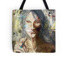 LILIUM: God Is Dead Tote Bag