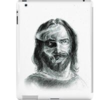 Half Dead iPad Case/Skin