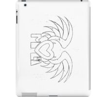 Evil Angel iPad Case/Skin
