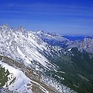 High Alps Panorama by wolftinz