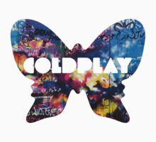 Coldplay - Concrete Canvas #5 by JuliaJean1