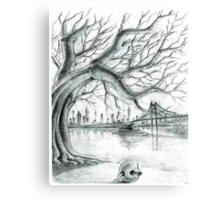 Seasoned Love Canvas Print