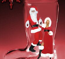 *•.¸♥♥¸.•*  FUN IN SANTAS BOOT HO ho HO (CHRISTMAS) *•.¸♥♥¸.•* by ✿✿ Bonita ✿✿ ђєℓℓσ