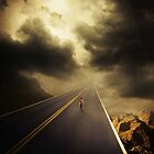 Destination sky by albulena panduri
