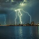 Melbourne Lightning by Gavin Poh
