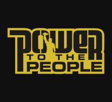 Power To The People - GOLD by DISLautomatic