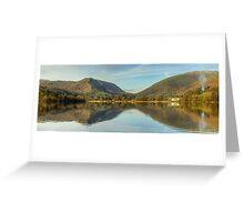 Grasmere Panorama Greeting Card