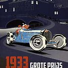 1933 Grand Prix of Christmas by drewdraws2