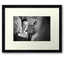 Tina and Andy 54 Framed Print