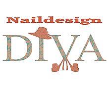 naildesign Photographic Print