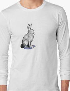 Carrot Smoke Trick Long Sleeve T-Shirt