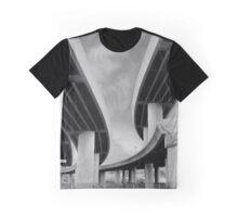 Steel & Sky II Graphic T-Shirt