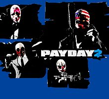 Payday 2 by Archer23