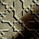 Doors at Ben Youseff Medersa by cherryamber