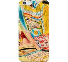 Balanced stuff Abstract Draft iPhone Case/Skin