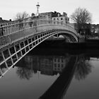 Ha'penny Bridge by Iain McGillivray
