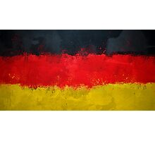 Germany - Magnaen Flag Collection 2013 Photographic Print