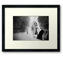 Tina and Andy 204 Framed Print