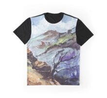 Lover's Rock (A love story) Graphic T-Shirt