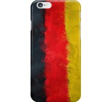 Germany - Magnaen Flag Collection 2013 iPhone Case/Skin