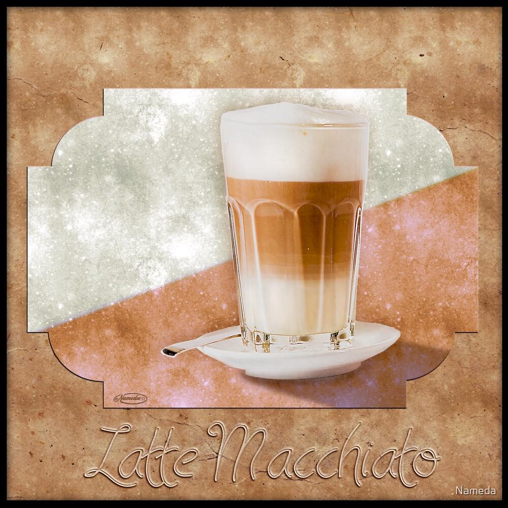 Caffè d'Italia - Latte macchiato by Nameda
