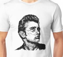 Icon: James Dean Unisex T-Shirt