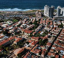 Tel Aviv charm by Ronsho