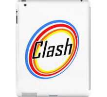 CLASH iPad Case/Skin
