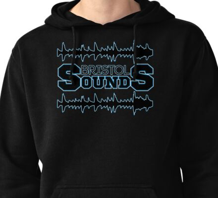Bristol Sounds Pullover Hoodie