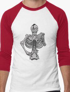 Psycho strings Men's Baseball ¾ T-Shirt