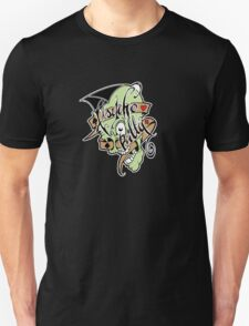 Psychobilly scolled T-Shirt