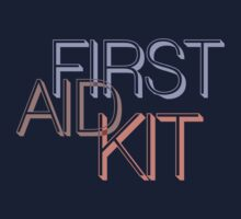 First Aid Kit  T-Shirt