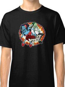 tattoo zombie Classic T-Shirt