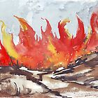 Fire! by Maree Clarkson