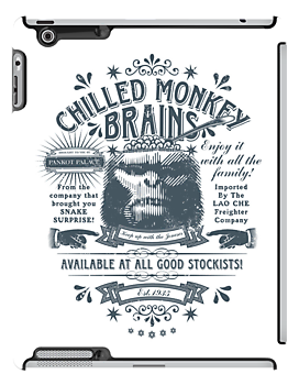 Chilled Monkey Brains by heavyhand