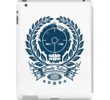 Zombie Killer Extraordinaire iPad Case/Skin