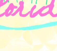 Florida Love Sticker