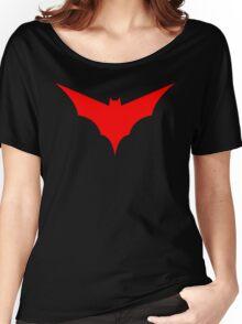 Batwoman Logo Women's Relaxed Fit T-Shirt