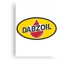 Dabzoil Canvas Print