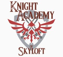 Knight Academy of Skyloft Alternate version by Sara Duff