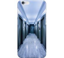 Halls Of Mystery iPhone Case/Skin